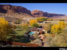 Home for sale at 458 W 200 South St, Moab, UT 84532. Listed at 5250000 with 8 bedrooms, 6 bathrooms and 5,564 total square feet