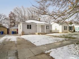 Home for sale at 1923 Harrison, Ogden, UT 84401. Listed at 195000 with 3 bedrooms, 2 bathrooms and 1,600 total square feet