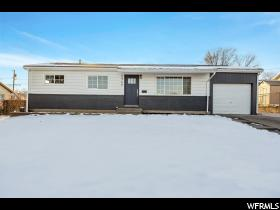 Home for sale at 4949 W 5320 South, Salt Lake City, UT 84118. Listed at 290000 with 4 bedrooms, 3 bathrooms and 2,240 total square feet