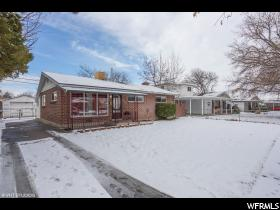 Home for sale at 1081 N 1500 West, Salt Lake City, UT  84116. Listed at 250000 with 3 bedrooms, 1 bathrooms and 1,025 total square feet