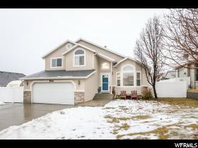 Home for sale at 5519 W Ridge Stone Dr, Salt Lake City, UT  84118. Listed at 339000 with 5 bedrooms, 3 bathrooms and 2,114 total square feet