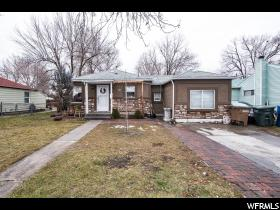 Home for sale at 1027 S Concord St, Salt Lake City, UT  84104. Listed at 219900 with 3 bedrooms, 1 bathrooms and 1,350 total square feet