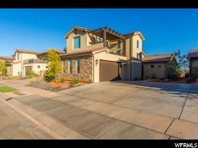Home for sale at 3800 Paradise Village Rd #75, Santa Clara, UT 84765. Listed at 479900 with 3 bedrooms, 4 bathrooms and 2,098 total square feet
