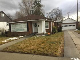 Home for sale at 954 E 300 South, Provo, UT  84606. Listed at 280000 with 3 bedrooms, 2 bathrooms and 1,258 total square feet