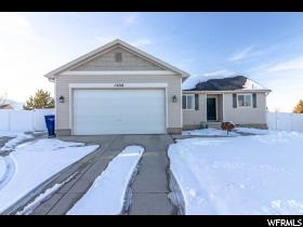 Home for sale at 13718 S Manas Way, Herriman, UT  84065. Listed at 359900 with 3 bedrooms, 2 bathrooms and 2,480 total square feet