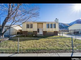 Home for sale at 859 S 690 West, Tooele, UT  84074. Listed at 235000 with 4 bedrooms, 2 bathrooms and 2,093 total square feet