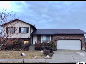 Home for sale at 2796 W 5300 South, Roy, UT  84067. Listed at 275000 with 4 bedrooms, 2 bathrooms and 1,780 total square feet