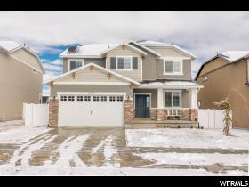 Home for sale at 5474 W Distler Ln, Herriman, UT  84096. Listed at 450000 with 4 bedrooms, 3 bathrooms and 3,796 total square feet