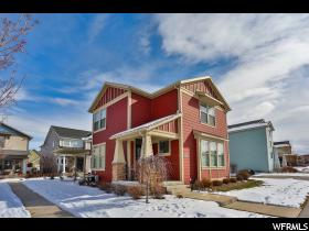 Home for sale at 10707 S Ozarks Dr, South Jordan, UT  84009. Listed at 350000 with 4 bedrooms, 4 bathrooms and 2,124 total square feet