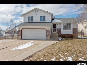 Home for sale at 2091 S 50 West, Clearfield, UT  84015. Listed at 249999 with 4 bedrooms, 2 bathrooms and 1,737 total square feet