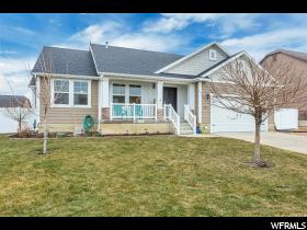 Home for sale at 972 W 1550 South, Springville, UT  84663. Listed at 363500 with 3 bedrooms, 2 bathrooms and 3,013 total square feet