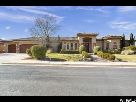 Home for sale at 1863 N Labyrinth Dr, St. George, UT 84770. Listed at 439900 with 3 bedrooms, 3 bathrooms and 2,659 total square feet