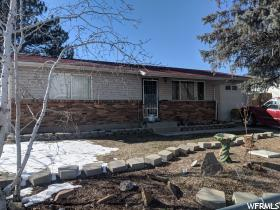 Home for sale at 8322 S 3580 West, West Jordan, UT 84088. Listed at 199900 with 3 bedrooms, 1 bathrooms and 1,800 total square feet