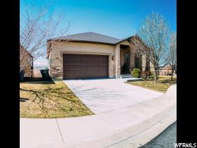 Home for sale at 11036 S Cadbury Dr, South Jordan, UT 84095. Listed at 440000 with 4 bedrooms, 3 bathrooms and 3,152 total square feet