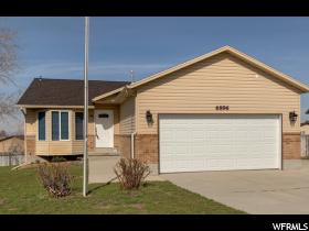 Home for sale at 6896 W 4025 South, West Valley City, UT 84128. Listed at 339900 with 4 bedrooms, 2 bathrooms and 2,288 total square feet