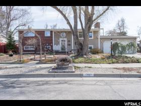 Home for sale at 1390 E 8850 South, Sandy, UT 84093. Listed at 399900 with 4 bedrooms, 3 bathrooms and 2,624 total square feet