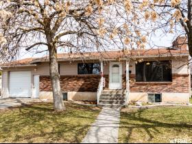 Home for sale at 620 N 500 West, Logan, UT 84321. Listed at 224900 with 4 bedrooms, 2 bathrooms and 2,028 total square feet