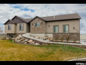 Home for sale at 5324 W 5900 South, Hooper, UT 84315. Listed at 424900 with 5 bedrooms, 3 bathrooms and 2,974 total square feet
