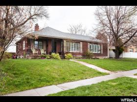 Home for sale at 1801 E Hillcrest Ave, Salt Lake City, UT 84106. Listed at 495000 with 4 bedrooms, 2 bathrooms and 2,345 total square feet
