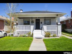 Home for sale at 611 E Driggs Ave, Salt Lake City, UT  84106. Listed at 350000 with 2 bedrooms, 1 bathrooms and 1,528 total square feet
