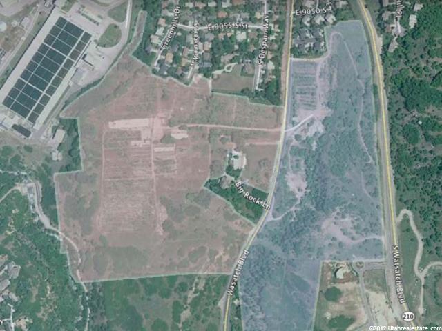 Земля для того Продажа на 9354 S LITTLE COTTONWOOD ROAD Road Sandy, Юта 84092 Соединенные Штаты