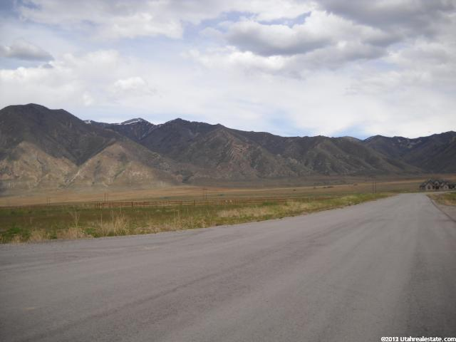 Land for Sale at 1233 E GREEN MEADOWS Court 1233 E GREEN MEADOWS Court Pine Canyon, Utah 84074 United States