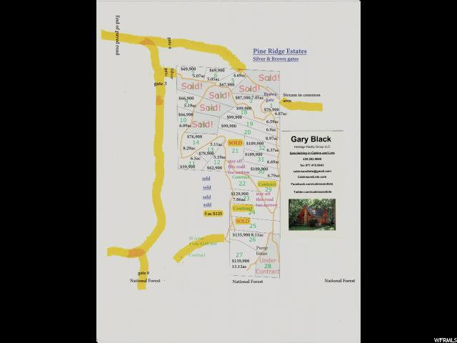 3 PINE RIDGE ESTATES Mount Pleasant, UT 84647 - MLS #: 1148733