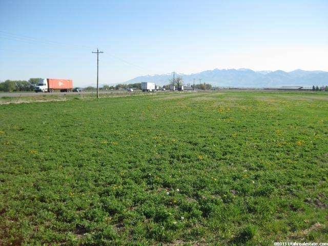 Land for Sale at 4495 S HIGHWAY 91 Wellsville, Utah 84339 United States