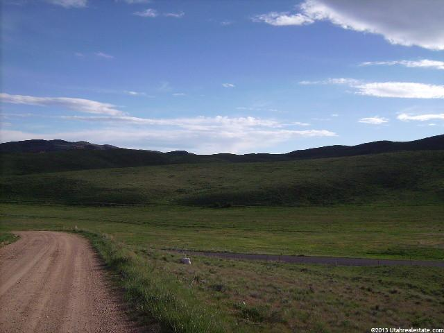 1824 N FOX RUN NORTH Wanship, UT 84017 - MLS #: 1161869