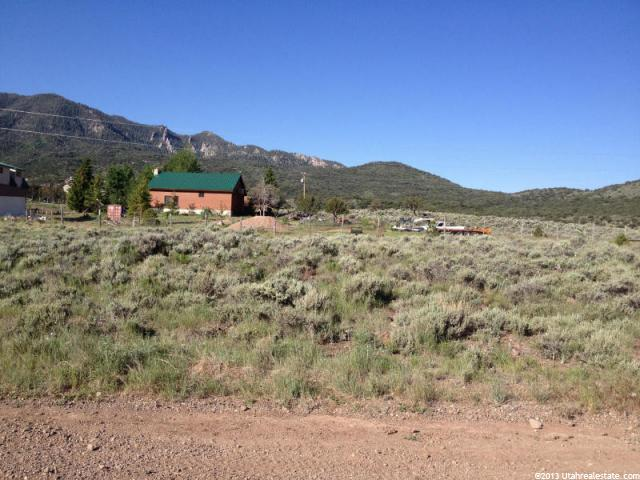 0 Pine Valley, UT 84781 - MLS #: 1166206