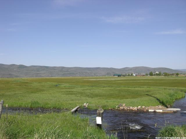 Land for Sale at 3651 N STATE ROAD 32 W Marion, Utah 84036 United States