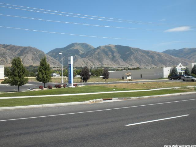 Land for Sale at 593 W 300 S Providence, Utah 84332 United States