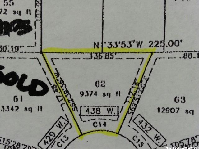 438 W 225 S Tremonton, UT 84337 - MLS #: 1195673