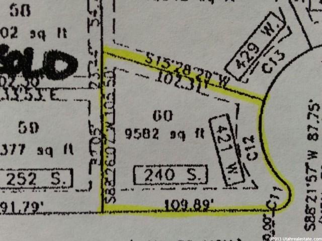 421 W 225 S Tremonton, UT 84337 - MLS #: 1195675