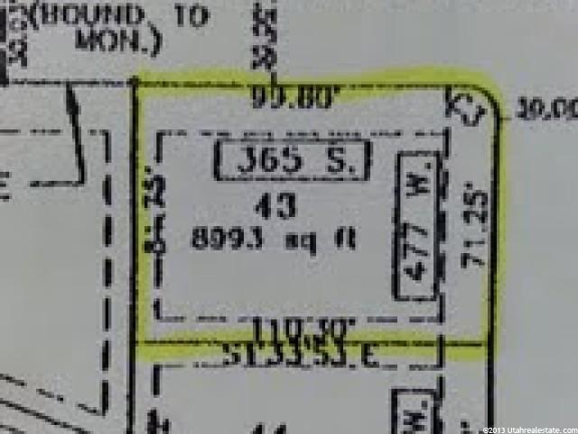 365 S 500 W Tremonton, UT 84337 - MLS #: 1195859