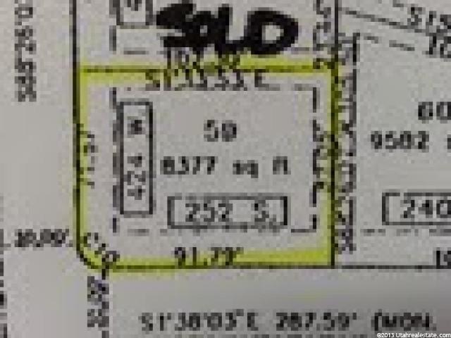 252 S 400 W Tremonton, UT 84337 - MLS #: 1197077