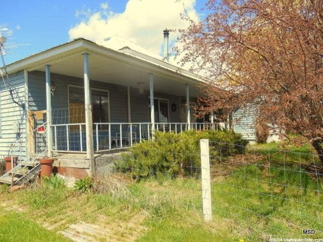 Single Family for Sale at 436 1ST EAST E Street Georgetown, Idaho 83239 United States
