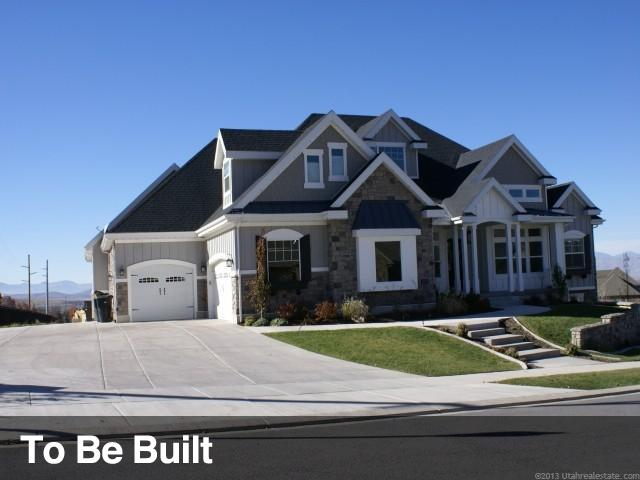 Single Family for Sale at 1105 EAGLENEST Drive Woodland Hills, Utah 84653 United States