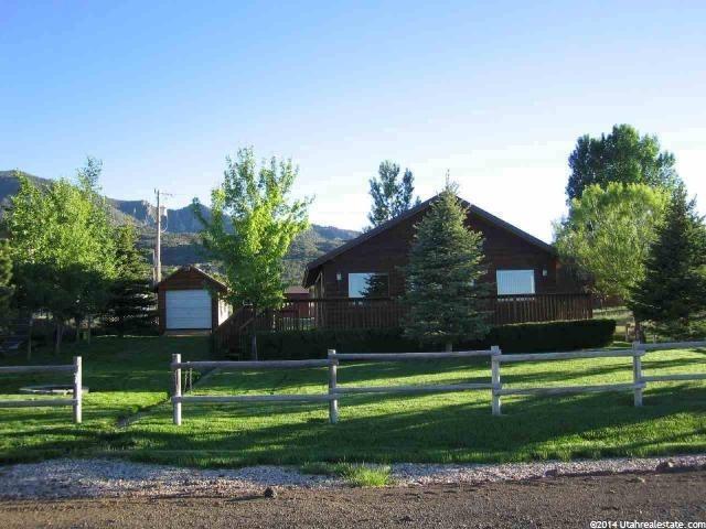 786 W CARTER DR Pine Valley, UT 84781 - MLS #: 1214171