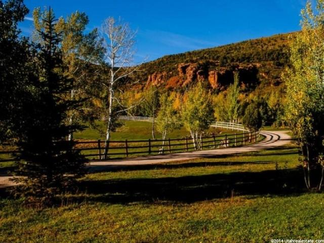 9485 E LAKE CREEK RD Heber City, UT 84032 - MLS #: 1226460