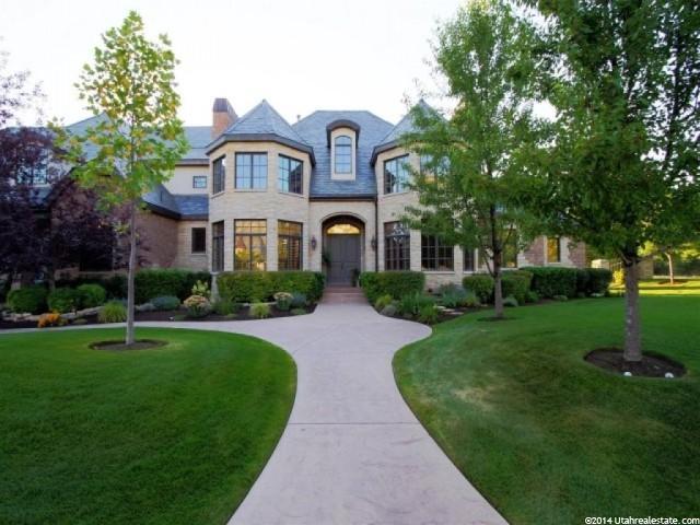 独户住宅 为 销售 在 4375 N STONECREEK Lane 普若佛, 犹他州 84604 美国