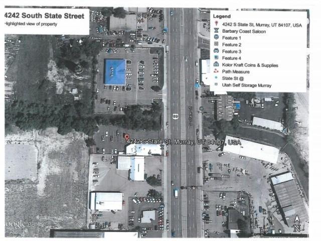 4242 S STATE Murray, UT 84107 - MLS #: 1237022