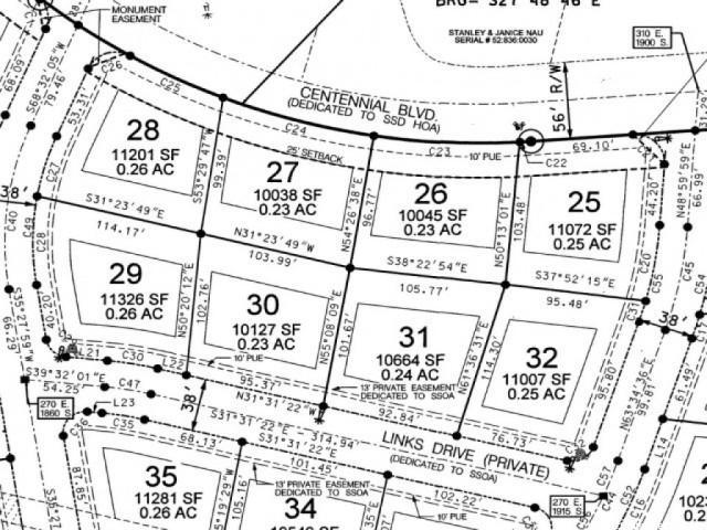 1873 S CENTENNIAL BLVD Saratoga Springs, UT 84045 - MLS #: 1256134