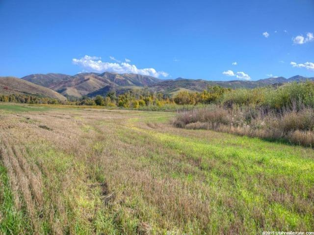 550 E WOODS CREEK RD S Morgan, UT 84050 - MLS #: 1258953