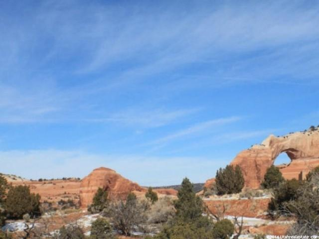 1 PARCEL D BACK OF THE ARCH DR Moab, UT 84532 - MLS #: 1259416