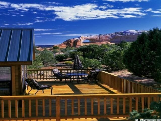 16 BACK OF THE ARCH COTTAGE DR Moab, UT 84532 - MLS #: 1259486