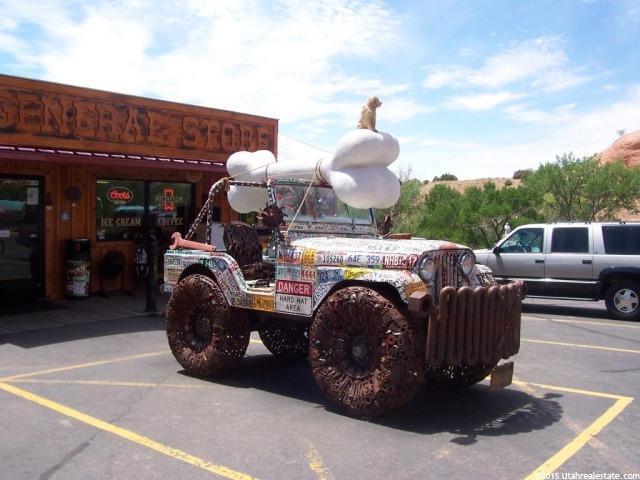 11037 S HIGHWAY 191 Moab, UT 84532 - MLS #: 1274391