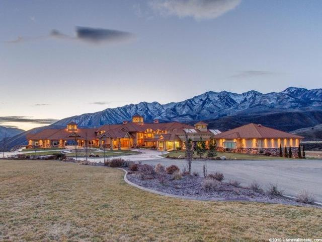 8272 E LEFT HAND FORK HOBBLE CREEK N Springville, UT 84663 - MLS #: 1275695