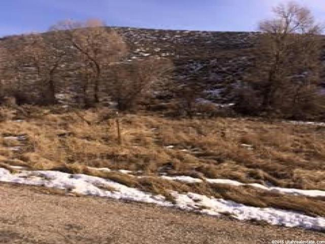Terreno por un Venta en 2253 W SPRING HOLLOW Road 2253 W SPRING HOLLOW Road Morgan, Utah 84050 Estados Unidos