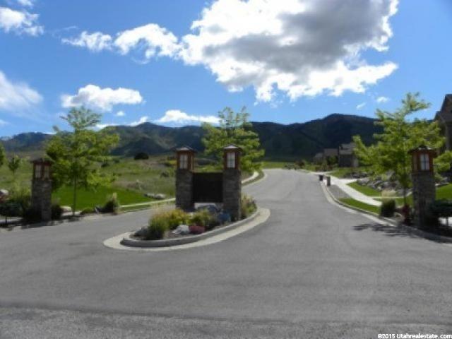 Terreno por un Venta en 3406 N SUN DANCER LOOP North Logan, Utah 84341 Estados Unidos